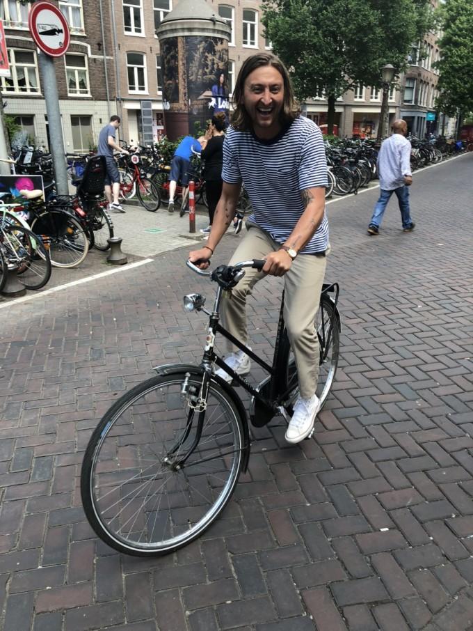 se bike me